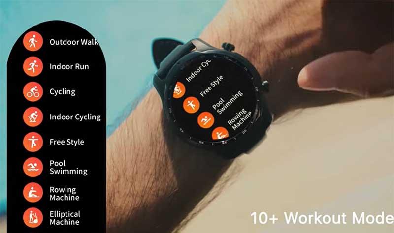 Mobvoi Ticwatch Pro 3: процессор Snapdragon Wear 4100, двойной экран и автономность до 45 дней 3