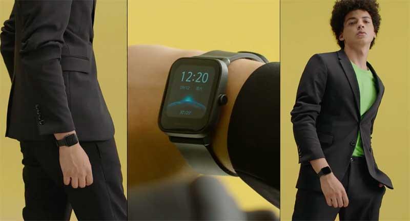 Huami анонсировала смарт-часы Amazfit Pop 1