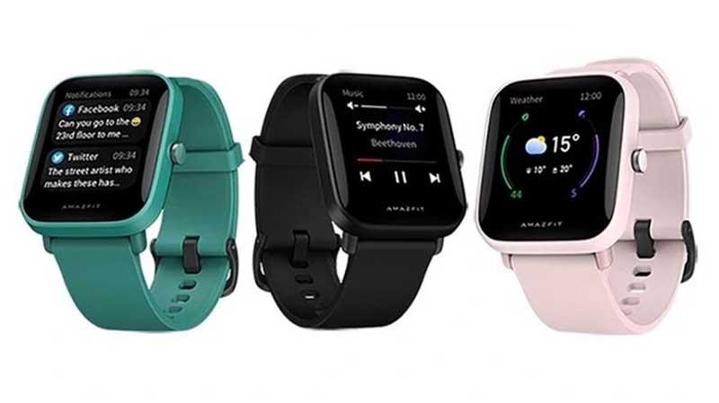 Huami выпустила смарт-часы Amazfit Bip U 1