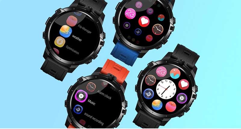 Zeblaze Thor 6: умные часы-телефон с характеристиками смартфона 1
