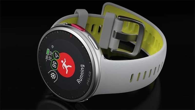 Polar Vantage V2: смарт-часы для настоящих спортсменов