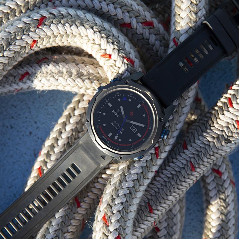 Garmin Descent Mk2 и Descent Mk2i: новые часы для дайверов 1