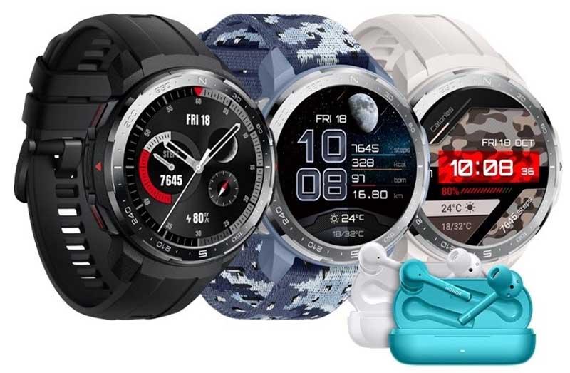 Смарт-часы Honor Watch GS Pro представлены: особенности, характеристики и дата начала продаж 2