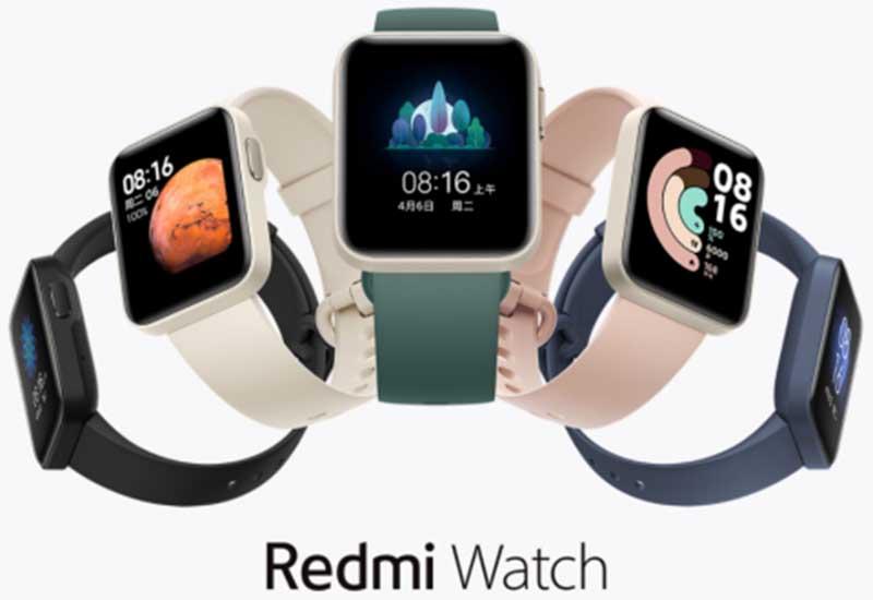 Представлены смарт-часы Redmi Watch