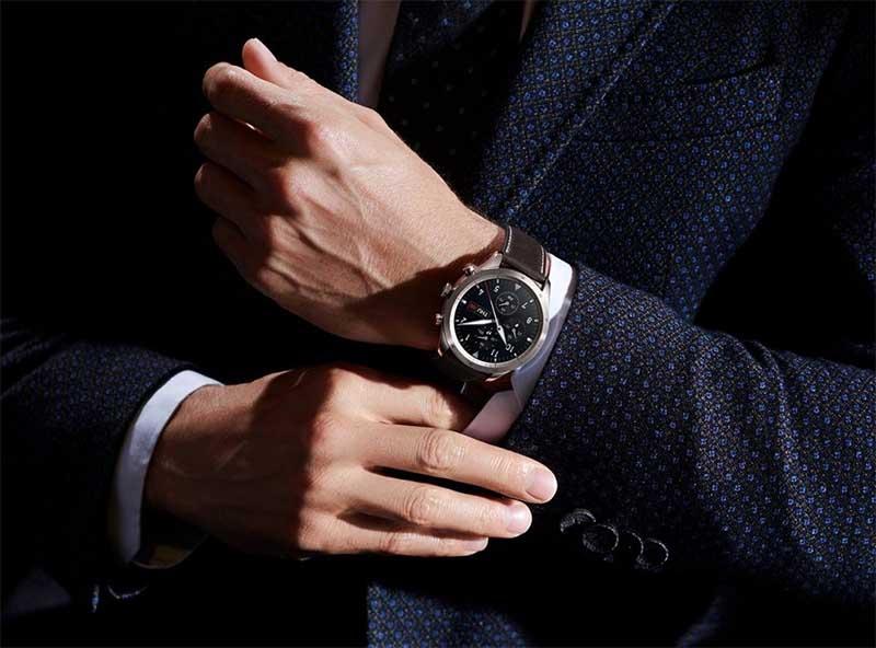 Huami выпустила смарт-часы Zepp Z. Премиально, красиво, но дорого 1