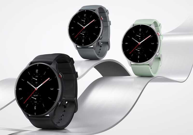 Смарт-часы Amazfit GTS 2e и Amazfit GTR 2e поступили в продажу: цена, характеристики и особенности 1