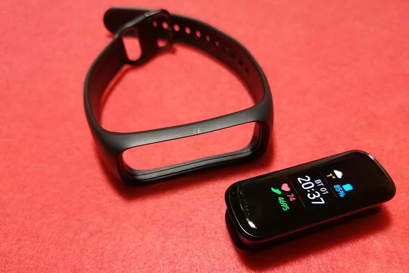 Обзор Samsung Galaxy Fit 2: самый удачный фитнес-браслет от Samsung 2