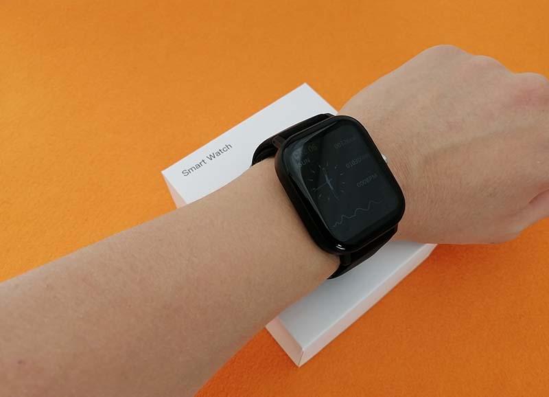 Обзор DT NO.1 DT36: смарт-часы с кучей функций за 17$ 4