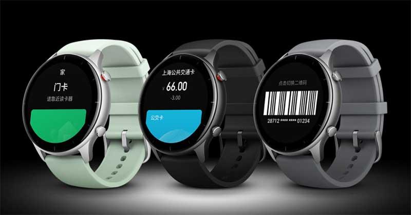 Смарт-часы Amazfit GTS 2e и Amazfit GTR 2e поступили в продажу: цена, характеристики и особенности 2