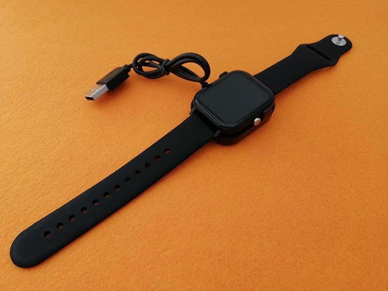 Обзор DT NO.1 DT36: смарт-часы с кучей функций за 17$ 1