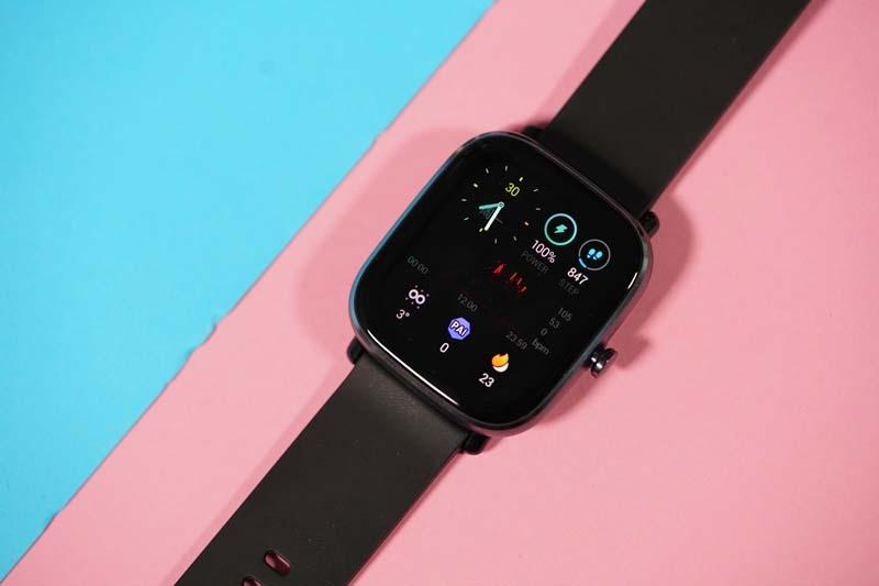 Huami выпустила смарт-часы Amazfit GTS 2 Mini: цена, характеристики и особенности 1