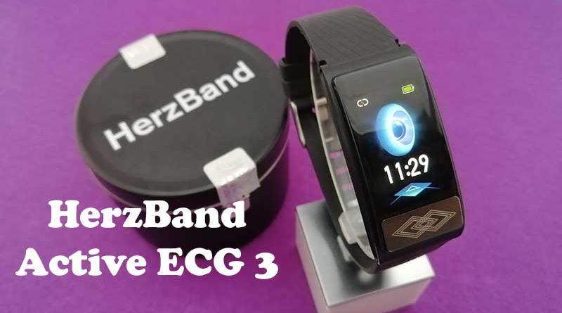 HerzBand Active ECG 3