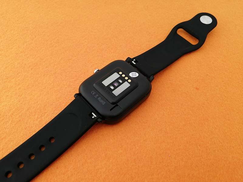 Обзор DT NO.1 DT36: смарт-часы с кучей функций за 17$ 3