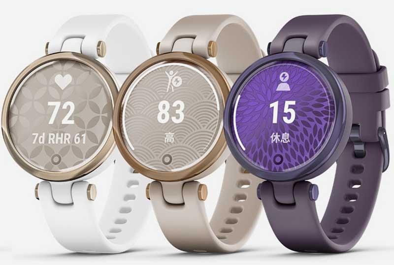Garmin выпустит женские смарт-часы Garmin Lily за €199