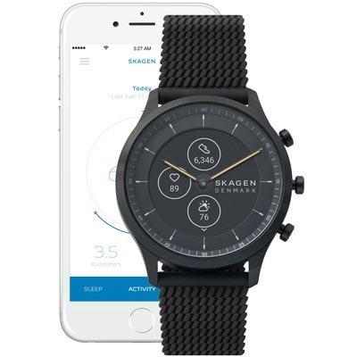 Skagen Jorn Hybrid HR: гибридные смарт-часы с E-Ink-дисплеем и двумя неделями автономной работы 1