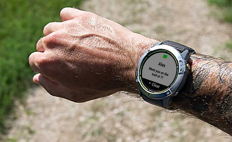 Garmin Enduro: новые мультиспортивные GPS-часы с зарядкой от солнца 1