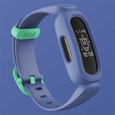 Fitbit Ace 3 – новый фитнес-трекер для детей от 6 лет 1