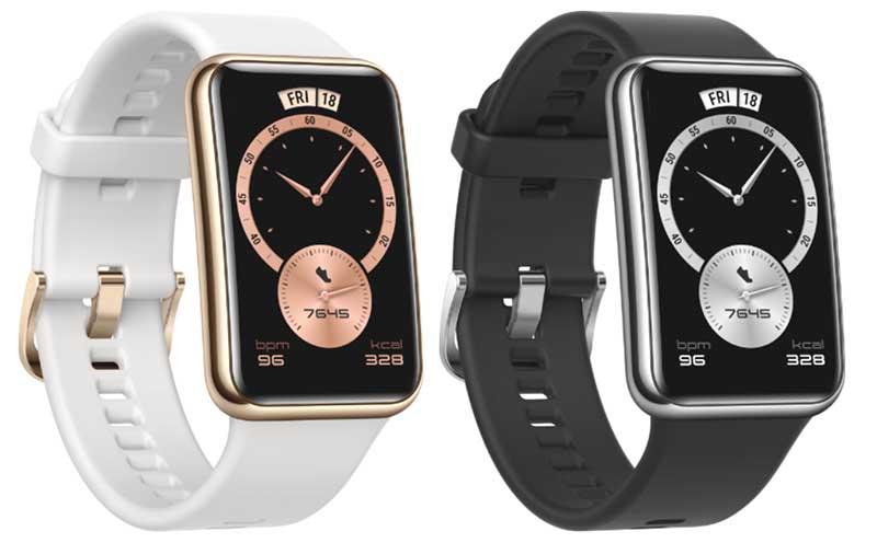 Huawei выпустила новую версию смарт-часов - Watch Fit