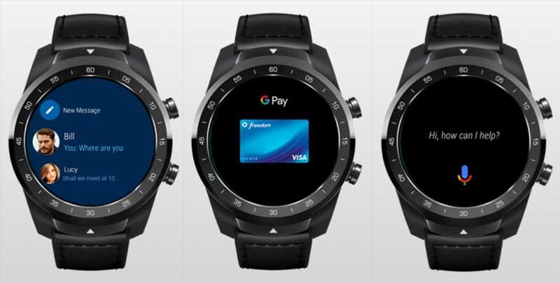 Mobvoi выпустила смарт-часы TicWatch Pro S за $259