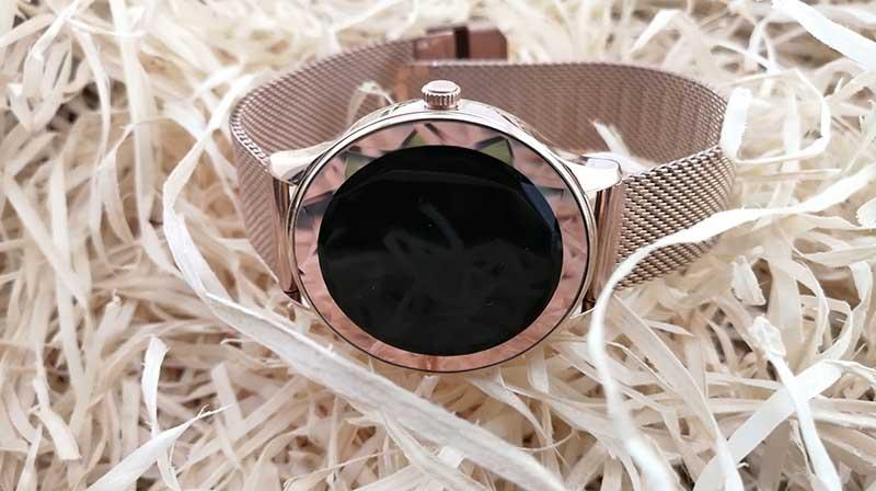 Обзор NO.1 DT86: недорогие женские смарт-часы с оригинальным дизайном и множеством функций 4