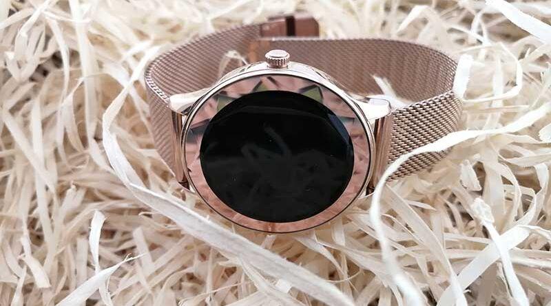 Обзор NO.1 DT86: недорогие женские смарт-часы с оригинальным дизайном и множеством функций