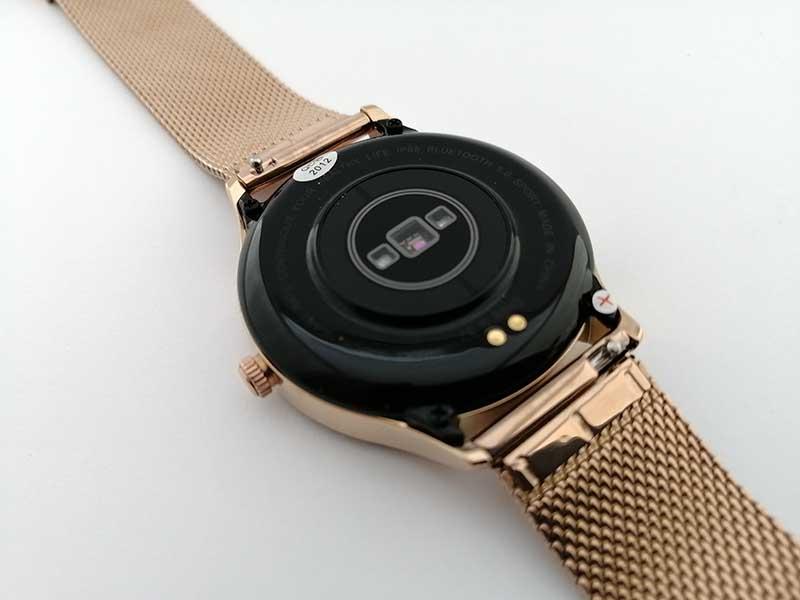 Обзор NO.1 DT86: недорогие женские смарт-часы с оригинальным дизайном и множеством функций 3