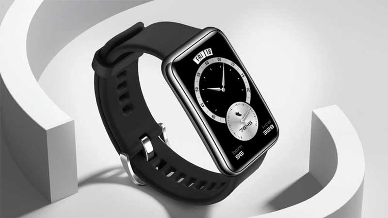 Huawei выпустила новую версию смарт-часов - Watch Fit Elegant 1