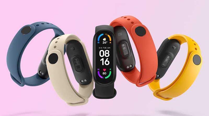 Xiaomi Mi Band 6 представлен: цена, характеристики и дата начала продаж