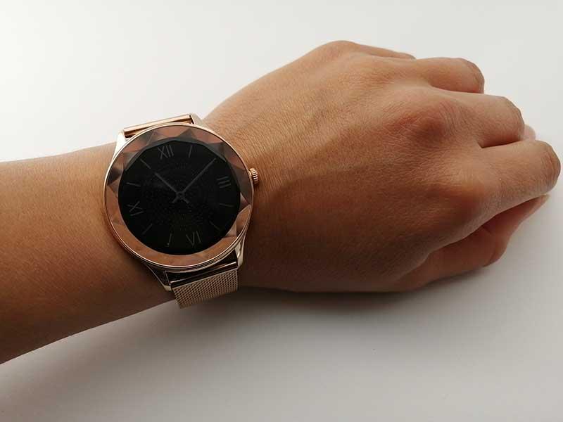 Обзор NO.1 DT86: недорогие женские смарт-часы с оригинальным дизайном и множеством функций 1