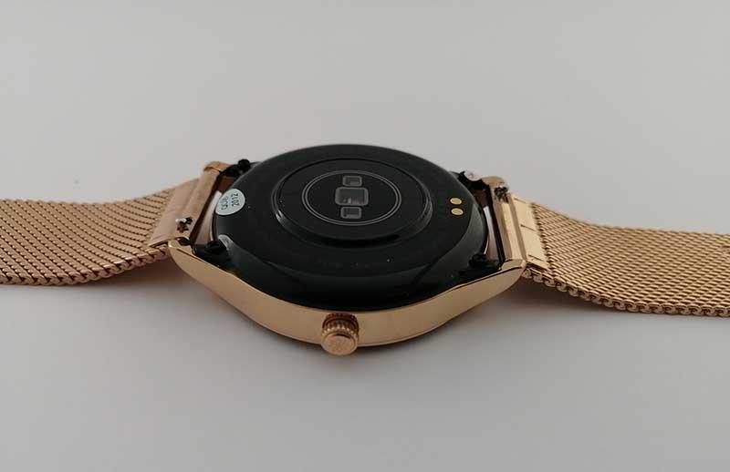 Обзор NO.1 DT86: недорогие женские смарт-часы с оригинальным дизайном и множеством функций 2