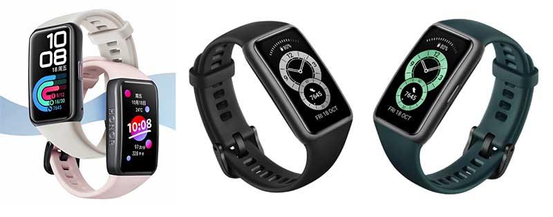 Huawei Band 6 – новый фитнес-браслет с большим экраном, датчиком SpO2 и автономностью до 14 дней за $53 1