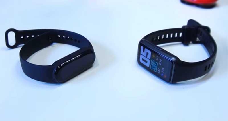 Xiaomi Mi Smart Band 6 vs Huawei Band 6 vs Honor Band 6