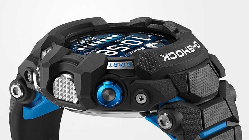 Casio G-Squad Pro GSW-H1000 за $700 - первые «умные» часы из линейки G-Shock на WearOS 1