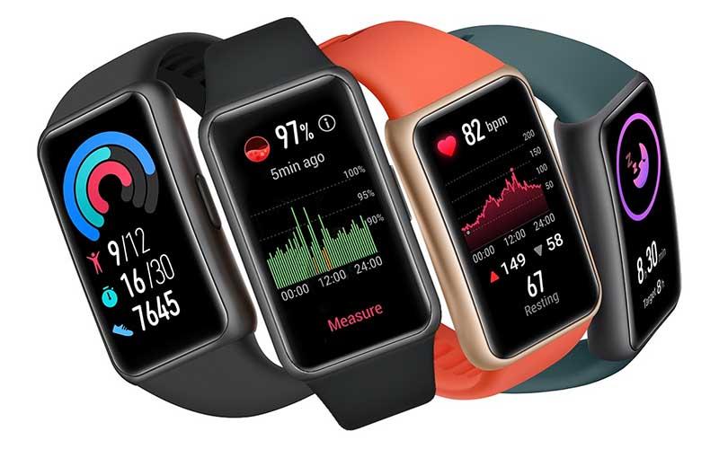Сравнение фитнес-браслетов Xiaomi Mi Smart Band 6, Honor Band 6 и Huawei Band 6 1