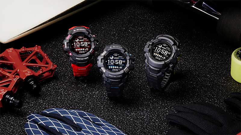 Casio G-Squad Pro GSW-H1000 за $700 - первые «умные» часы из линейки G-Shock на WearOS 2