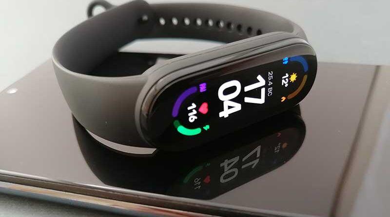 Xiaomi Mi Band 6 (Mi Smart Band 6) инструкция на русском языке