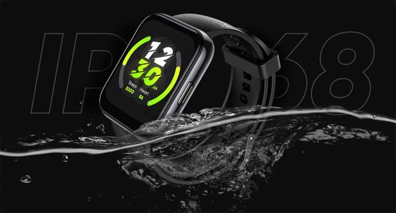 Realme Watch 2 Pro: смарт-часы с 1,75-дюймовым экраном, GPS, SpO2 и 14 днями автономной работы 2
