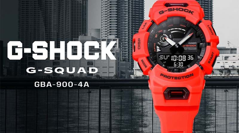 G-Shock GBA900