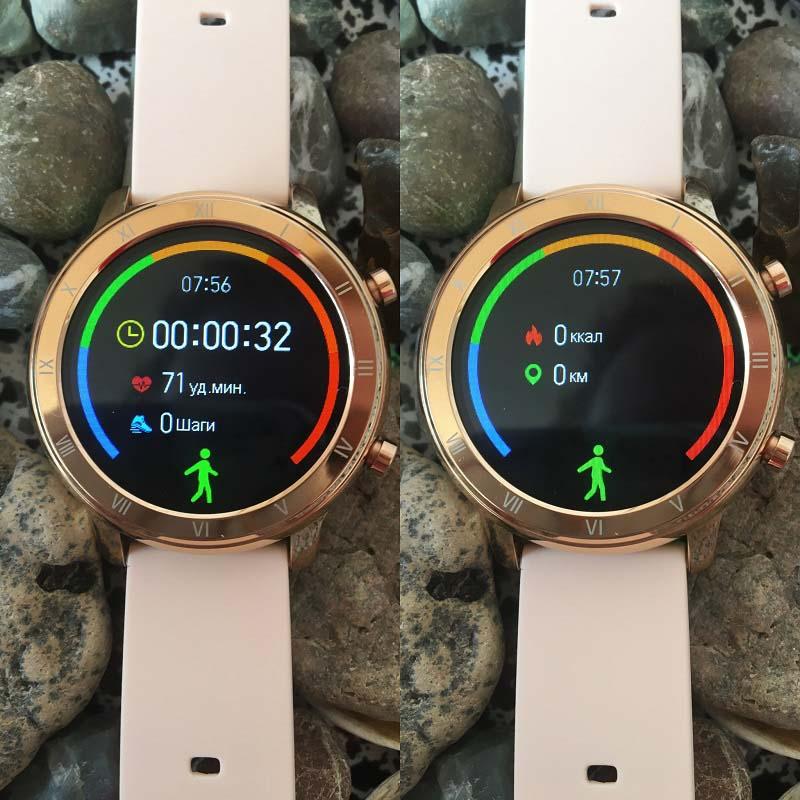 Обзор Jiks Watch: умные часы c функцией измерения кислорода в крови 11