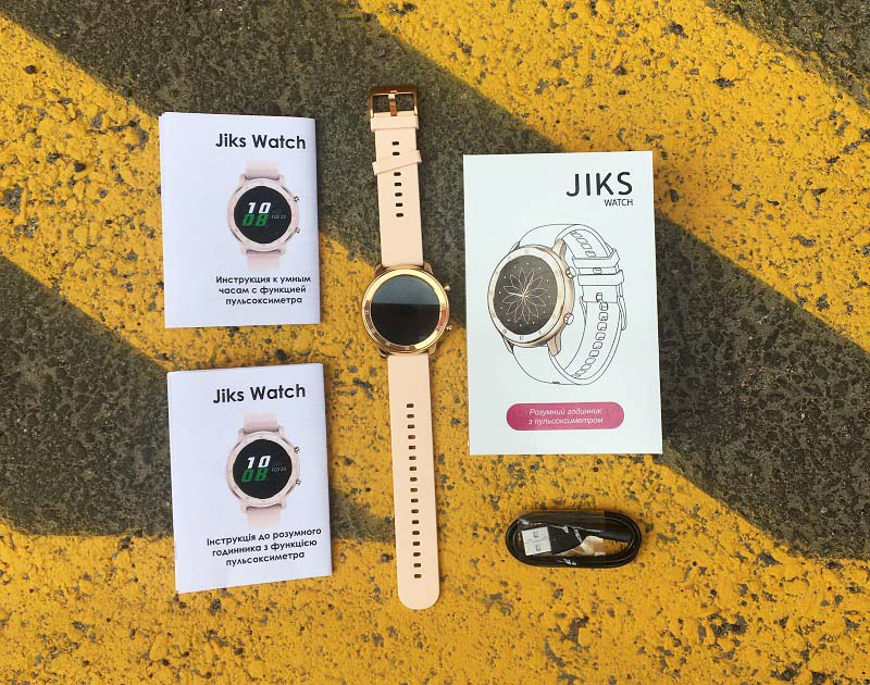Обзор на Jiks Watch