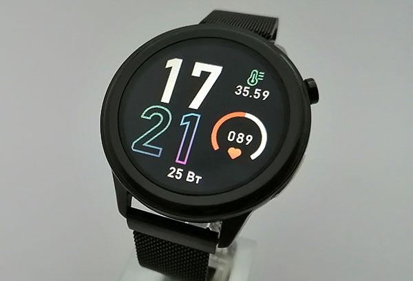 Обзор фитнес-часов HerzBand Elegance ECG-T с измерением температуры, ЭКГ, SpO2 и давления 7