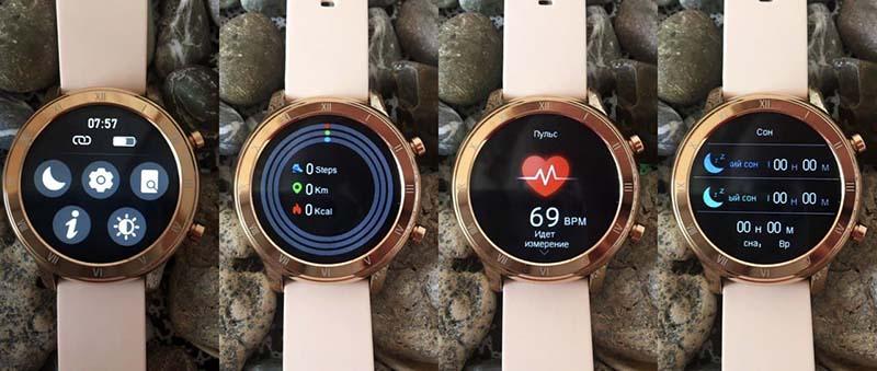 Обзор Jiks Watch: умные часы c функцией измерения кислорода в крови 4