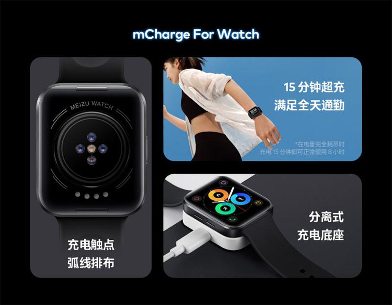 Meizu выпустила смарт-часы Meizu Watch: цена, характеристики и дата начала продаж 2