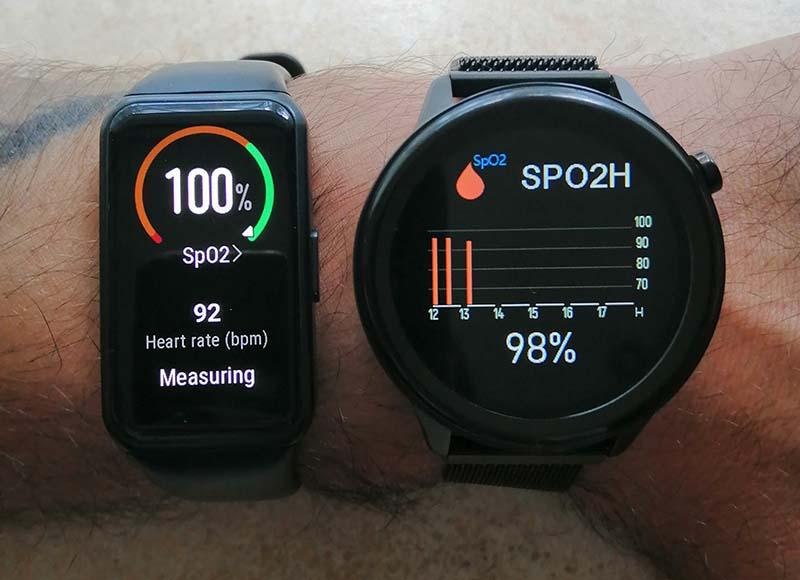 Обзор фитнес-часов HerzBand Elegance ECG-T с измерением температуры, ЭКГ, SpO2 и давления 12