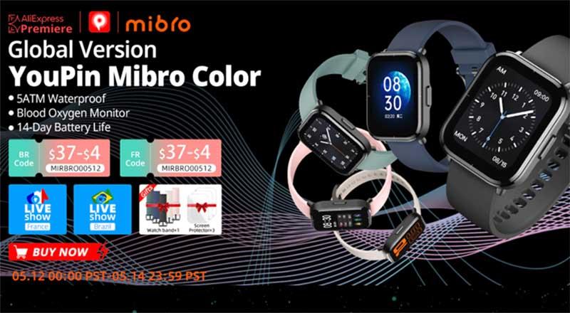 Mibro Color