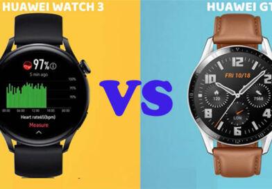 Сравнение Huawei Watch 3 и Huawei Watch GT 2: что изменилось?