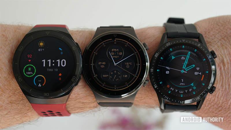 Сравнение Huawei Watch 3 и Huawei Watch GT 2: что изменилось? 5