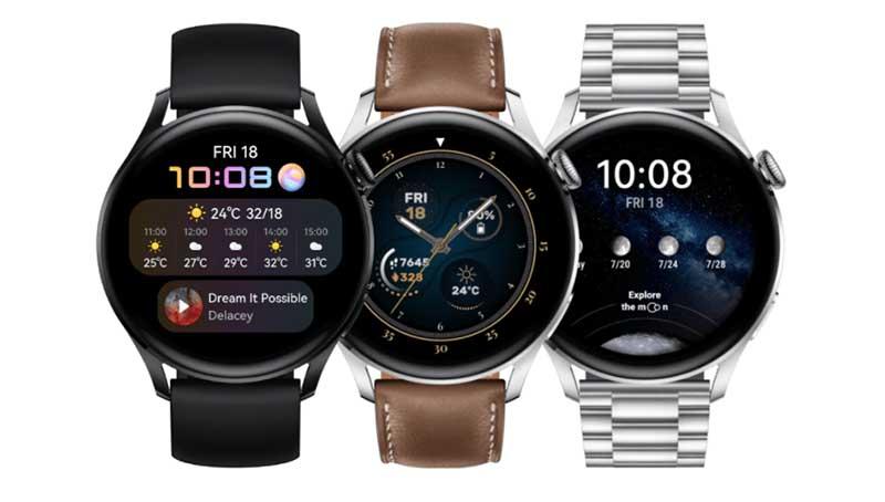 Huawei Watch 3 и Watch 3 Pro: характеристики, цена и дата начала продаж 1