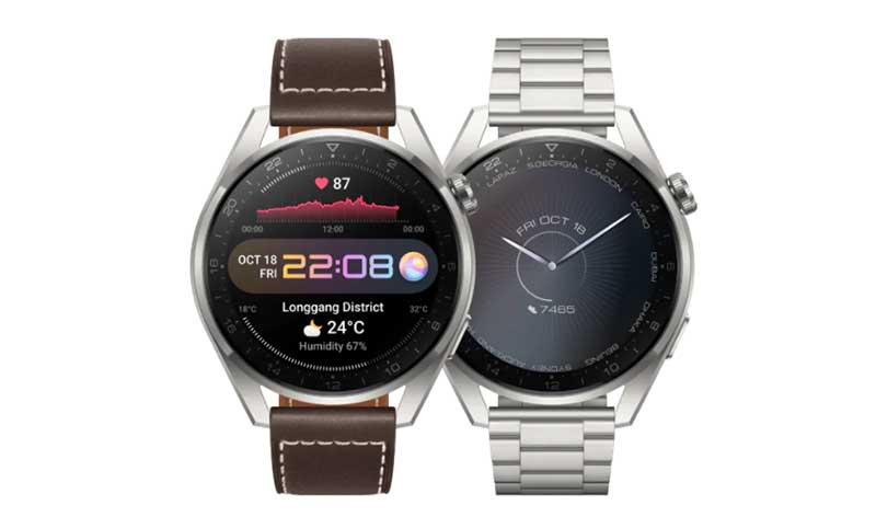 Huawei Watch 3 и Watch 3 Pro: характеристики, цена и дата начала продаж 2
