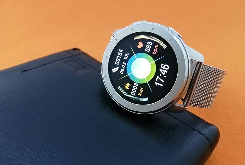 Обзор HerzBand Elegance MX: смарт-часы с измерением давления, звонками и плеером 3